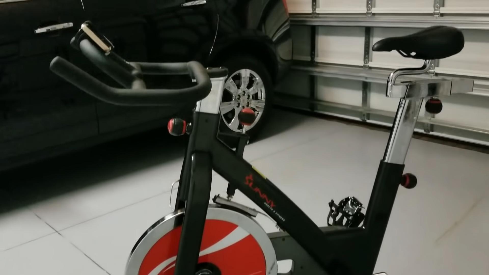 Schwinn Evolution Spin Bike Sunny Health And Fitness Elliptical