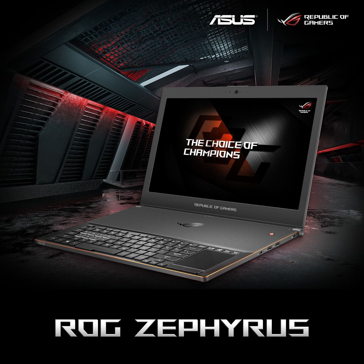ASUS ROG Zephyrus is here! More power, a new design and next level