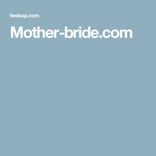 Mother-bride.com