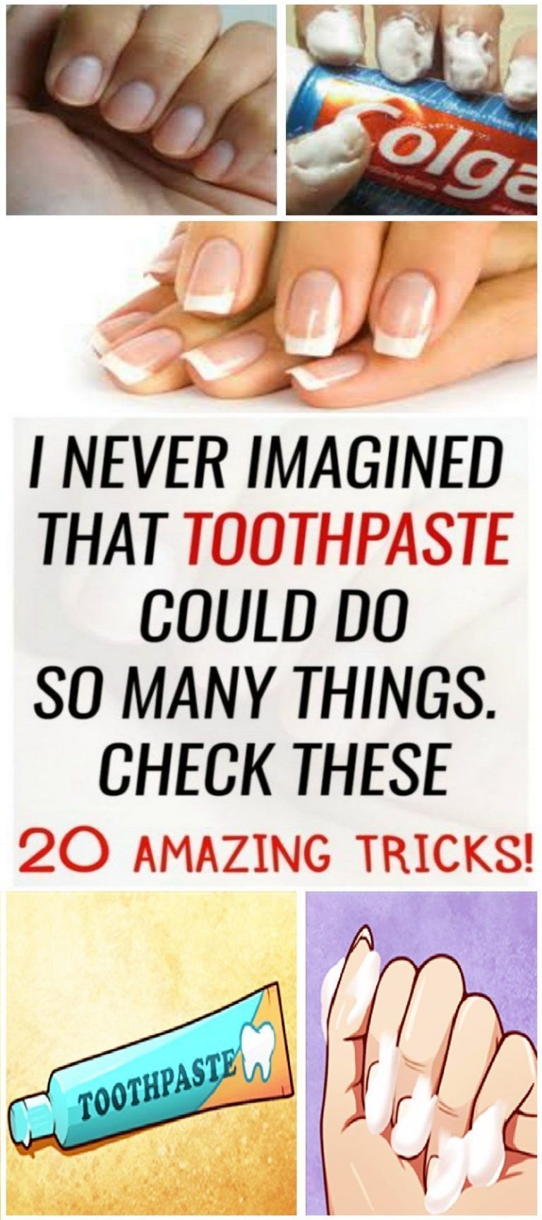I Never Imagined That Toothpaste And Vaseline Could Do So
