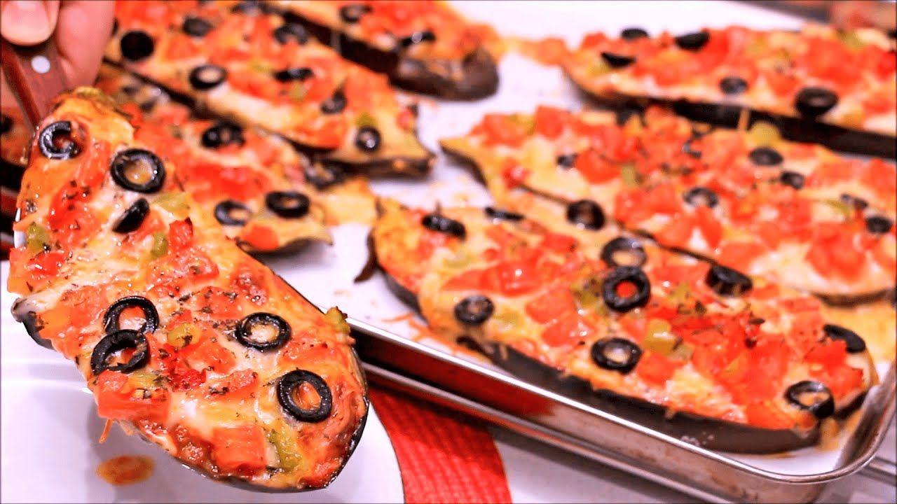 من اليوم غاتولي مدمنة عليها شي حاجة خطيييرة صحية وبدون عجين وجبة عشاء او غداء من اروع مايكون Youtube Food Vegetable Pizza Vegetables