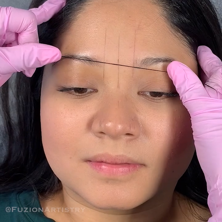 Photo of EYEBROWS: STRING METHOD