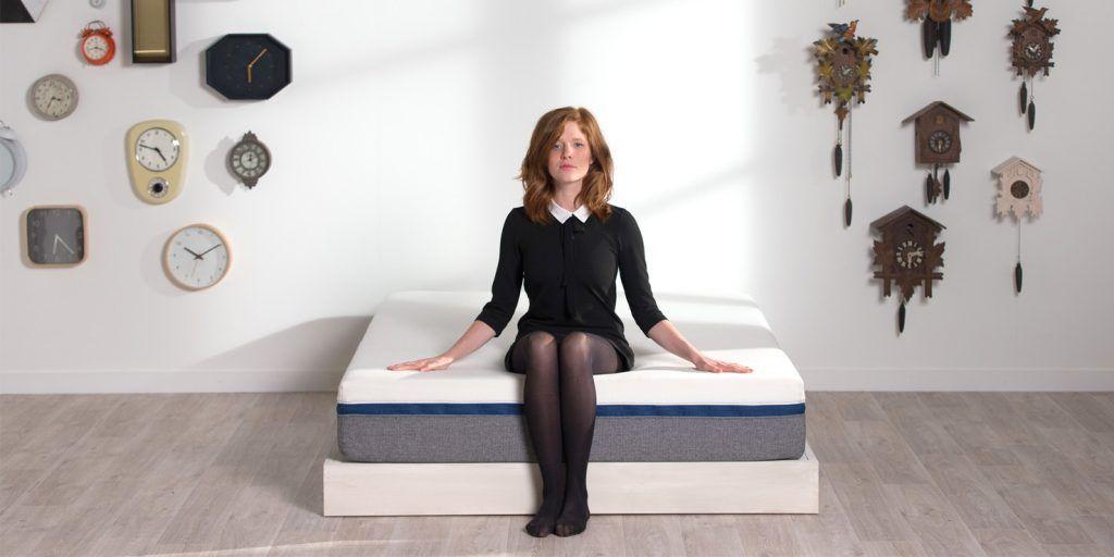 100 nuits d 39 essai pour le matelas tediber coiffures. Black Bedroom Furniture Sets. Home Design Ideas