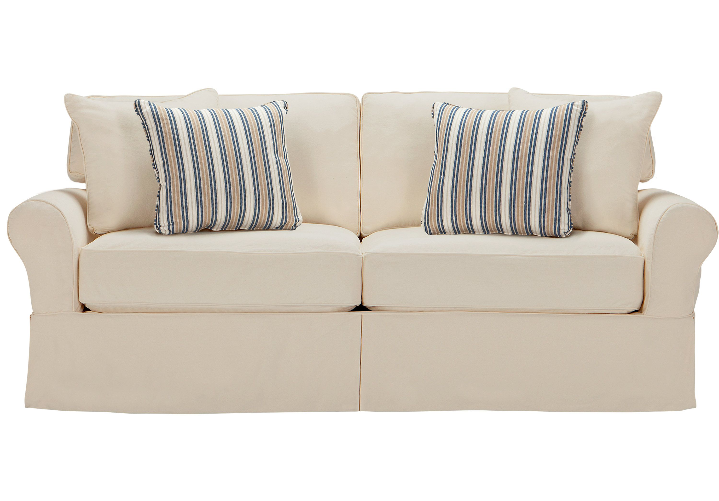 picture of Cindy Crawford Sunny Isles Natural Sofa from Sofas ...