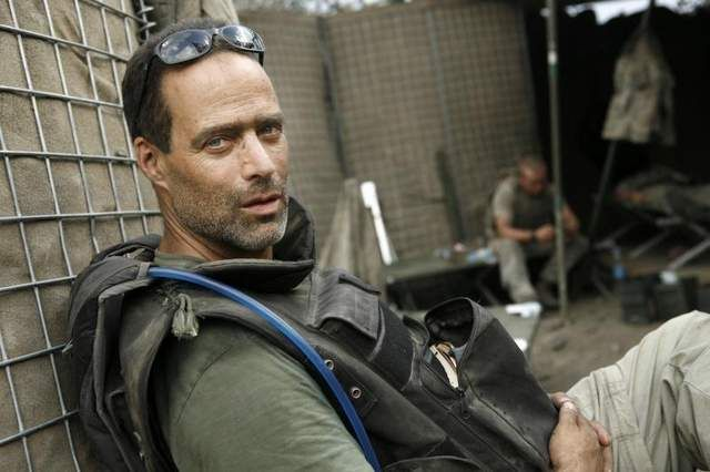 'Korengal' filmmaker Sebastian Junger...interesting article about a new film that explores the difficulties troops are facing upon returning home. He also explores the quandary of hating war but loving the camaraderie of combat. He's amazingly accurate from what I've read in the article. Single guys like myself often end up extending and volunteering just to be back with brothers in arms...your military family. Everything is disjointed when you get home. People go their separate ways after…