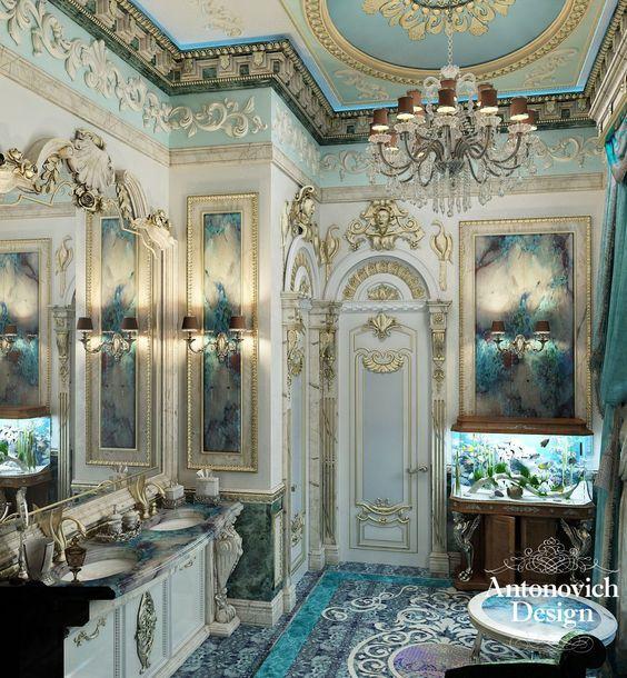 Luxury Bathroom Interior Design: Antonovich Design - Recherche Google