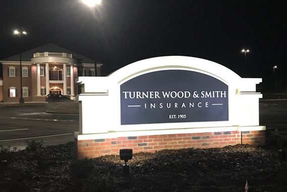 Turner Wood Smith Insurance Gainesville Ga Architectural