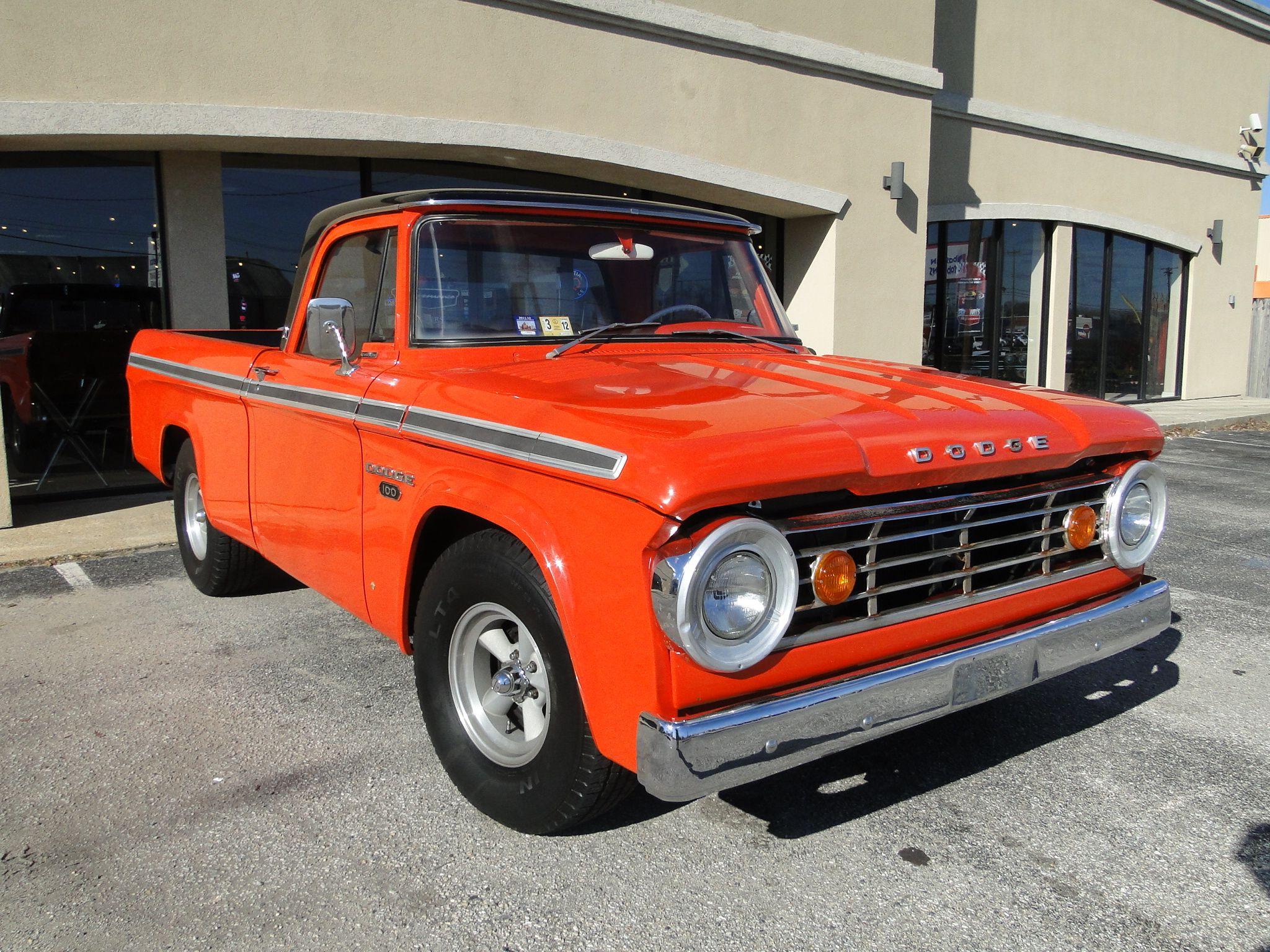 Used 1967 Dodge D100 For Sale | Glen Burnie MD | Dodge_1\'s_2\'s_& ...