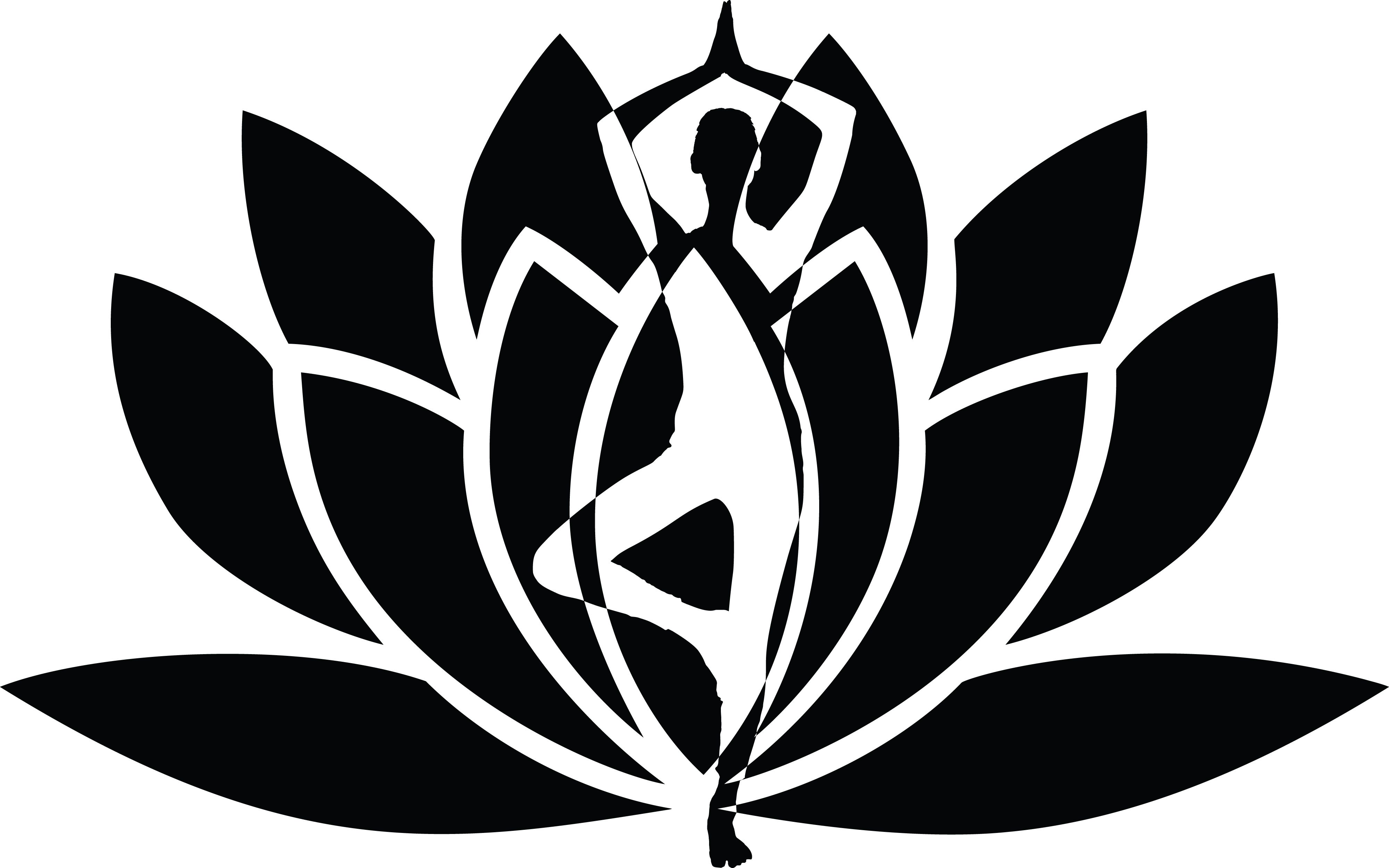 Image result for free yoga clipart (With images) Lotus