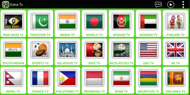 IPTV APK Android tv application FREE IPTV7SAT (With
