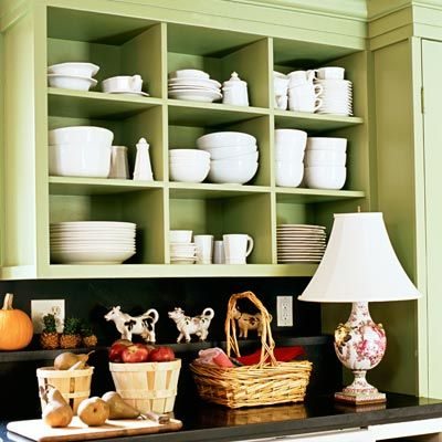 Easy Kitchen Cabinet Makeovers - Easy Kitchen Cabinet Makeovers Open Shelving, Smooth And Cabinets