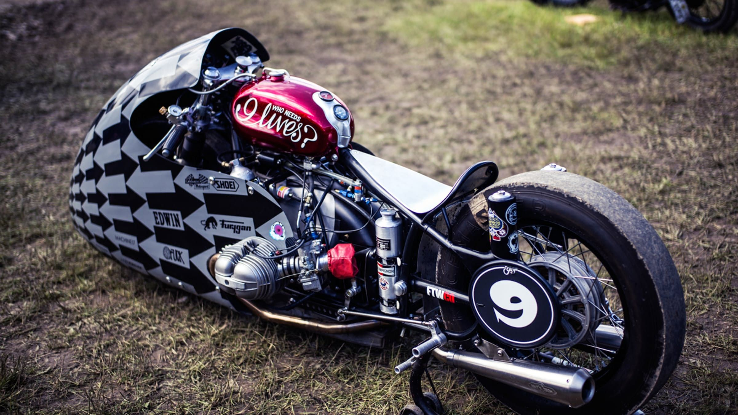 Motorcycles in general, modified bikes in particular, and the life