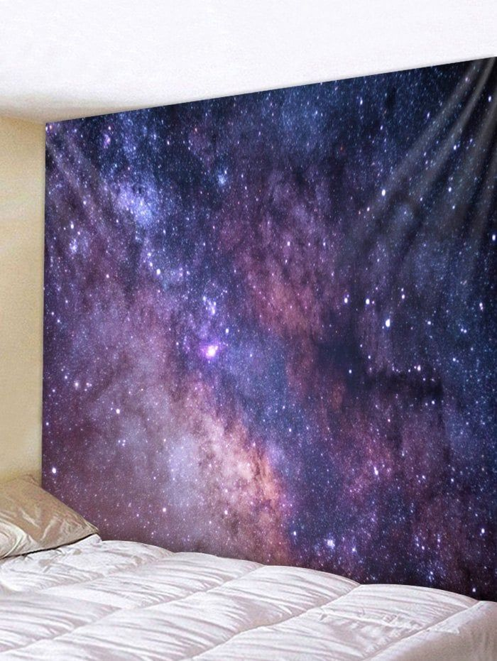 milky way galaxy print tapestry wall art tapestry wall on walls coveralls website id=95189