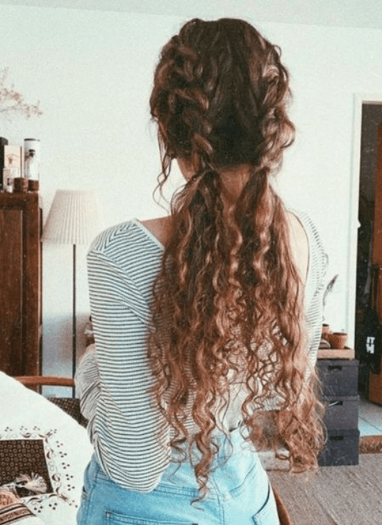50++ Curly hairstyle ideas trends