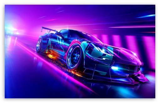 Need For Speed Heat Video Game Car Hd Wallpaper For 4k Uhd Widescreen Desktop Smartphone Need For Speed Need For Speed Games Xbox One Video Games