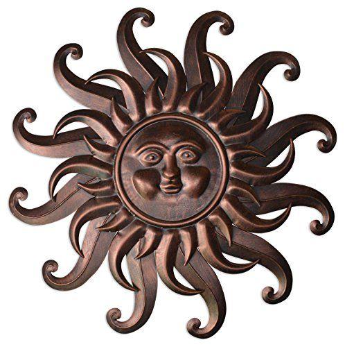 sedona sun wall decor celestial art  products pinterest also rh