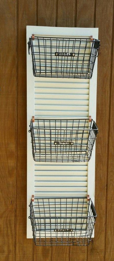 Super Folding Closet Door Repurpose Shutters 55 Ideen #Closet #Door #folding #Id ...
