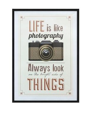 Póster Enmarcado Photography