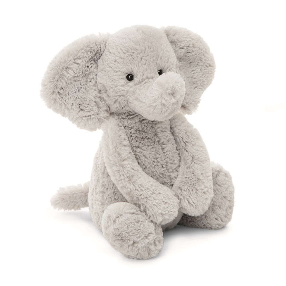 Predownload: Bashful Silver Elephant Elephant Stuffed Animal Animal Babies Toys Giraffe Stuffed Animal [ 1000 x 1000 Pixel ]