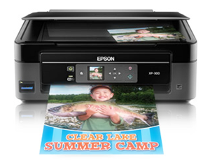 Epson Expression Home XP-300 Driver Download | Epson ...