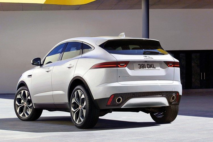 2017 Jaguar E Pace With Images Suv Range Rover Super Luxury