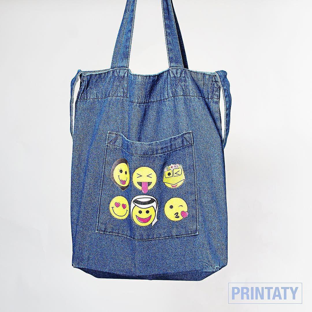 السعر 150 ريال مصنوعة من قماش الدينم Denim حبلين للنشطة حبل طويل و قصير نوع الطباعة سكرين برنت الحجم في سم للطلب Tote Bag Bags Reusable Tote Bags