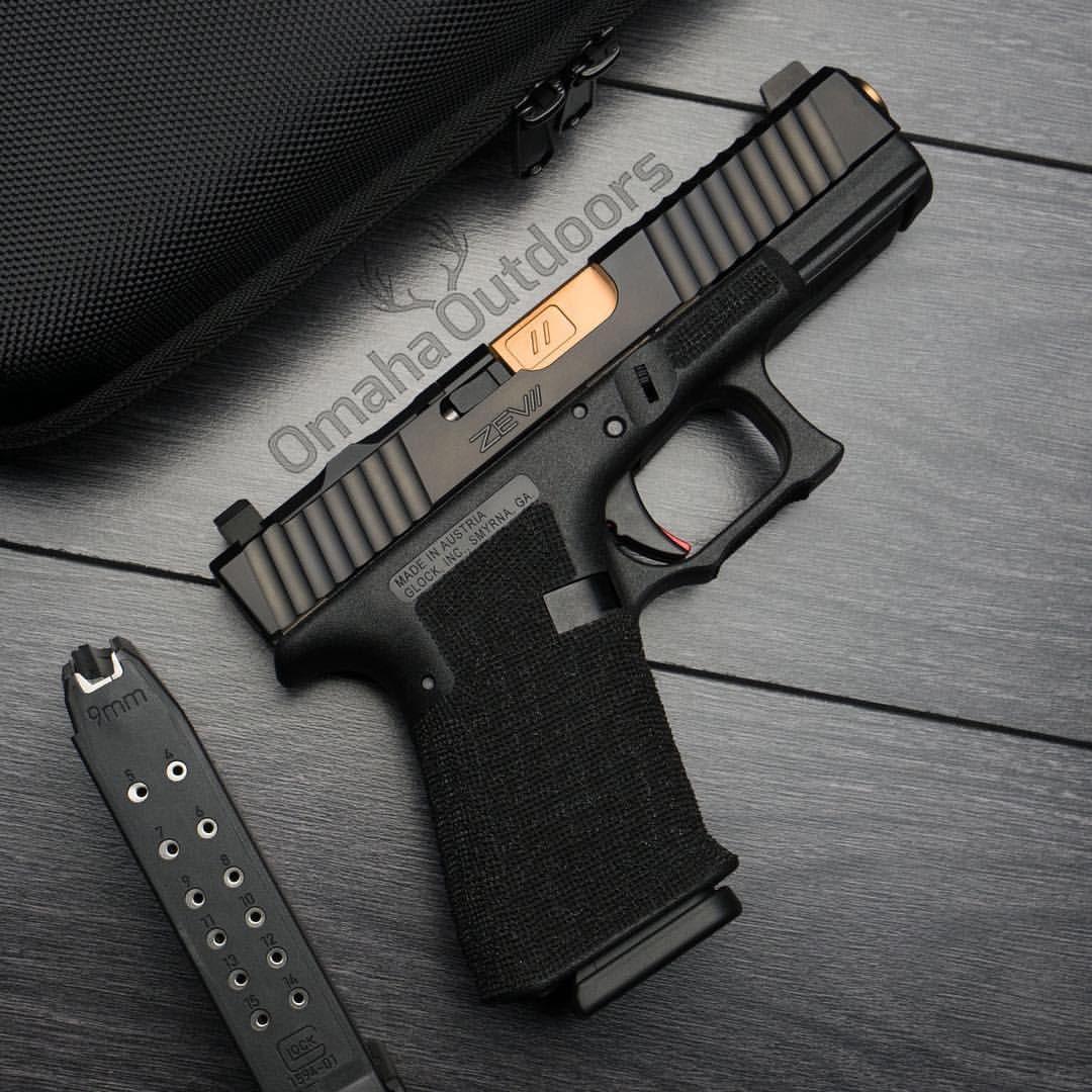 Omaha Outdoors On Instagram Zevtech Glock 19 Trilo Pistols In