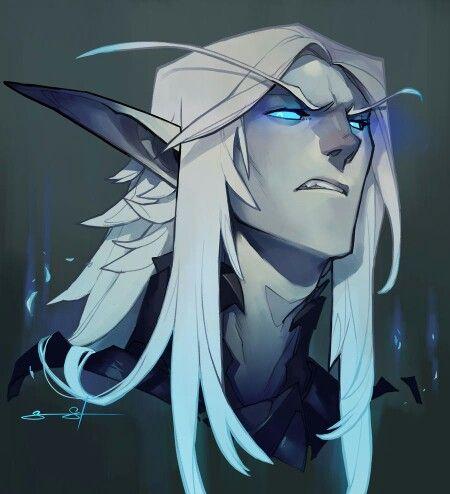 Koltira Deathweaver -World of Warcraft