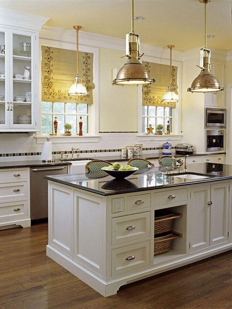 68+ Remarkable White Kitchen Design Ideas kitchen