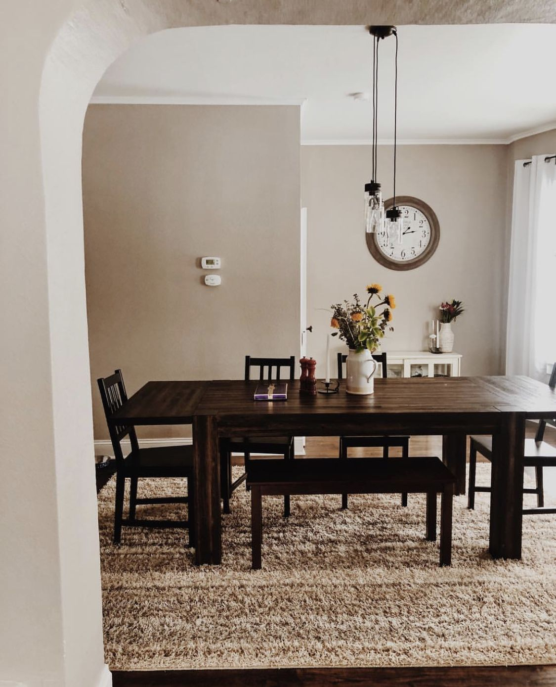 Give your casual dining space or the formal dining room a