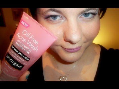 REVIEW: Neutrogena Acne Wash Pink Grapefruit Scrub (Oily ...