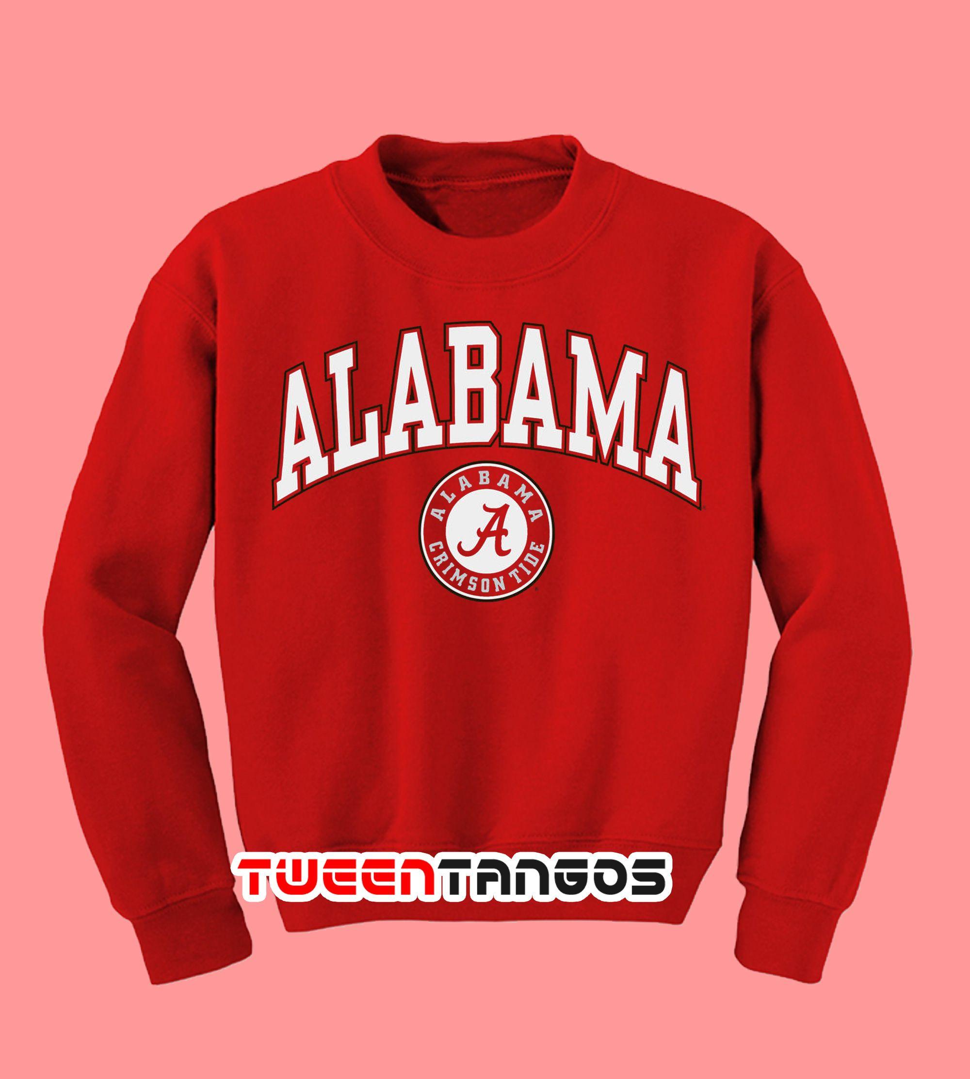 Amazing Good Quality Beautiful Alabama Crimson Tide Sweatshirt Printed Sweatshirts Sweatshirts Alabama Crimson Tide [ 2226 x 2000 Pixel ]