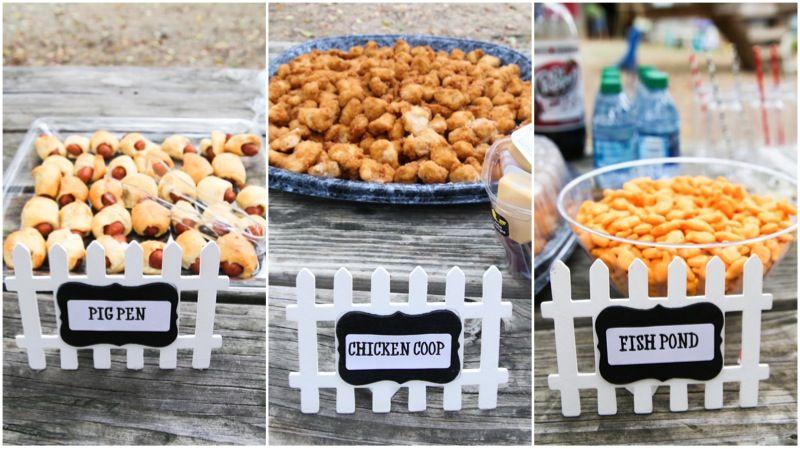 Farm Birthday Party Theme For Toddler Boys John Deere Party