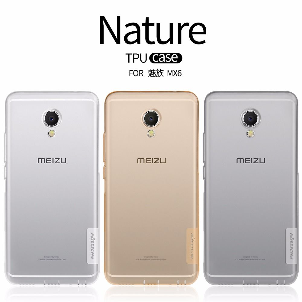 CUSTODIA Nillkin Nature originale TPU Protective cover Case iPhone