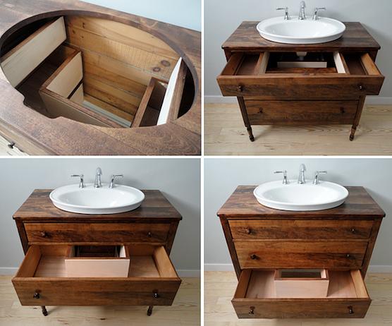 Remarkable Vermont Vanities Bathroom Vanity Restored Vintage Interior Design Ideas Gentotryabchikinfo
