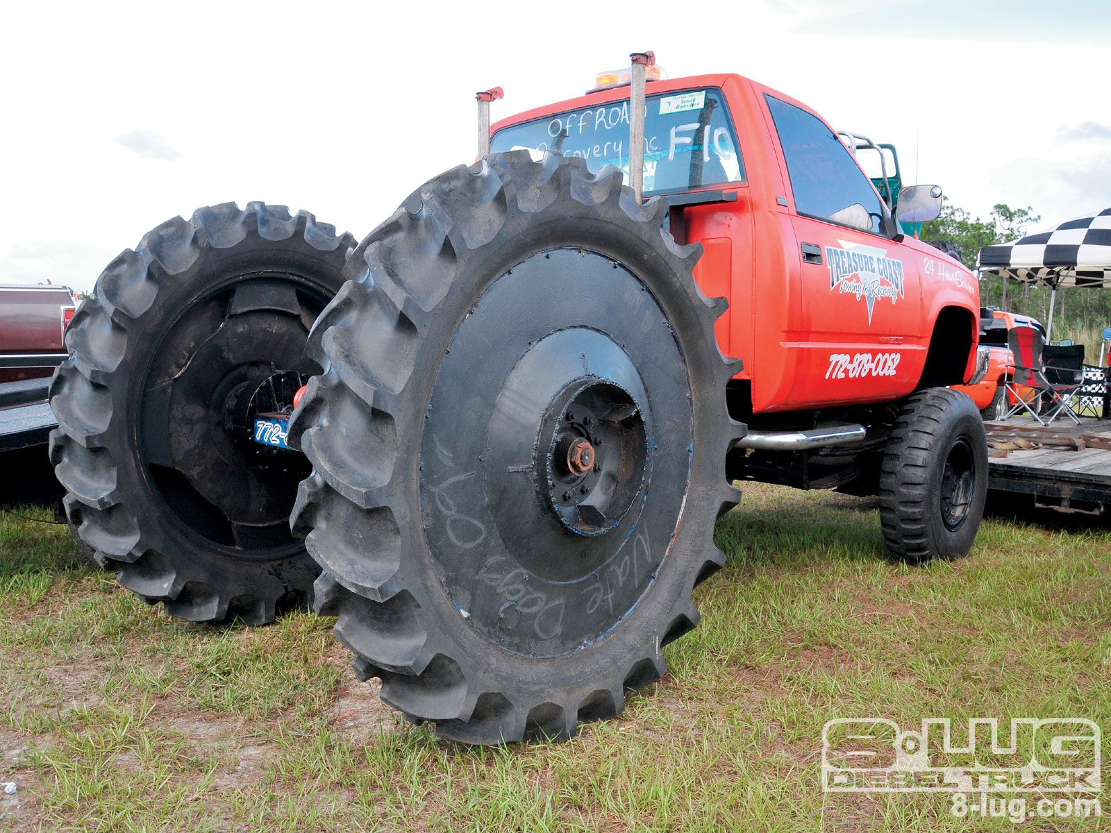 Mud racing florida off road recovery vehicle chevrolet