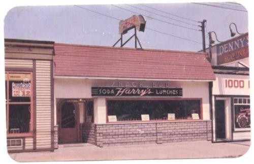 Harrys Snack Bar Clayton Ny 1000 Islands Restaurant Streets