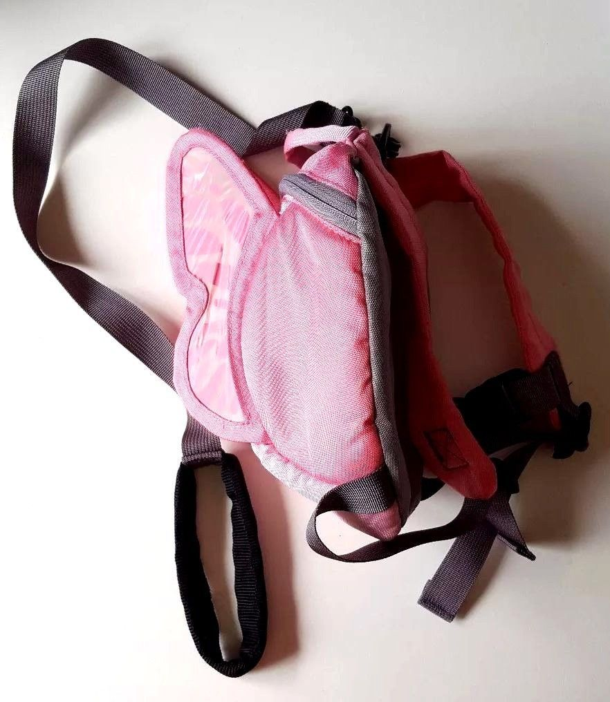 bc8d823d9e2c Littlelife Butterfly Toddler Backpack Pink - Teesside Kung Fu