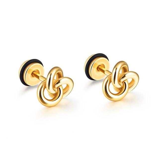 Mens Gold Earrings Designs Earring For Man Price Studs Online