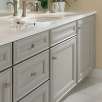 best bathroom cabinet colors google search - Bathroom Cabinets Colors