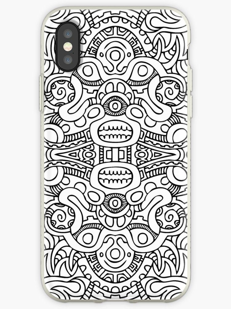 Digital Doodle Made With Aseprite Using A Mouse Vectorized In Illustrator Also Buy This Artwork On Phone C Color Pattern Coloring Pages Free Coloring Pages