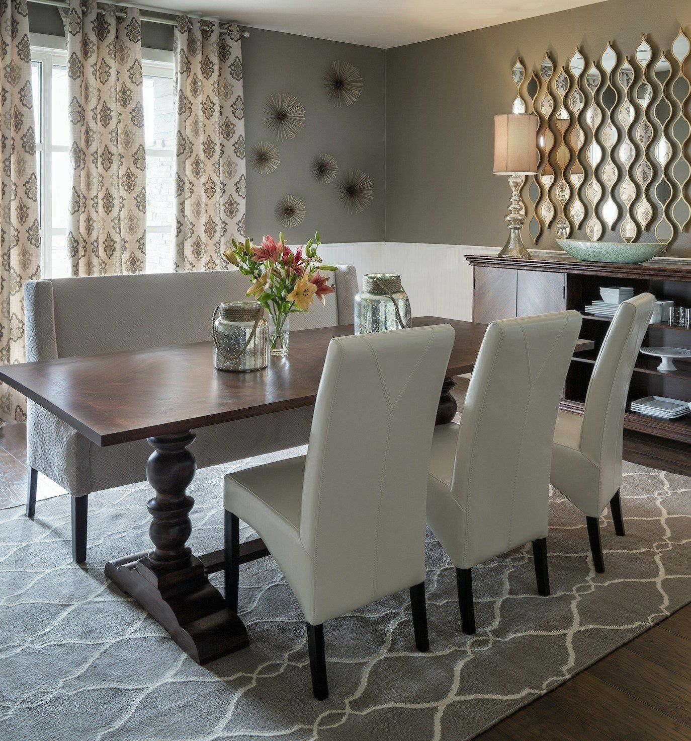 Furnitures Fashion Small Dining Room Furniture Design: Pin By Andrea Krisko Robach On Dining Experience