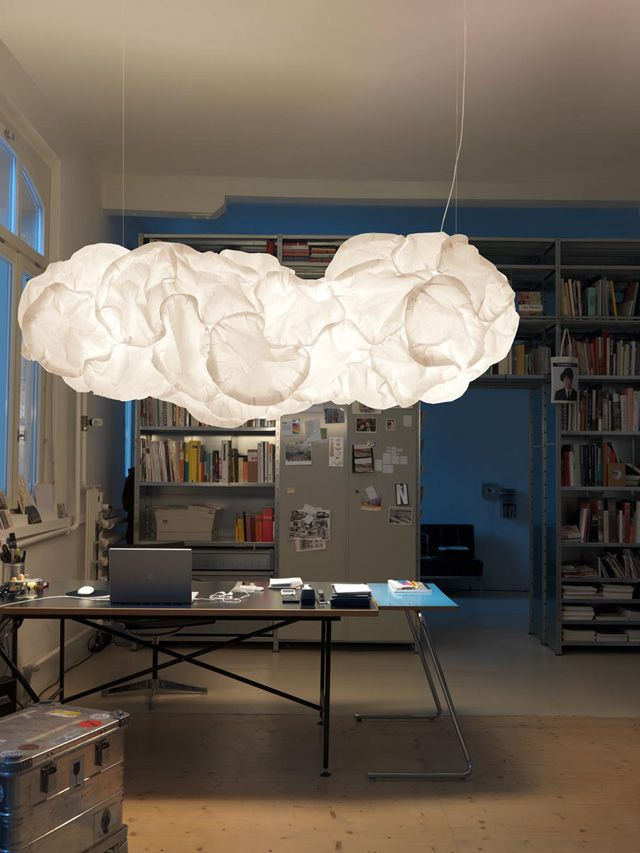 Mamma Cloud Lamp By Frank Gehry Lighting