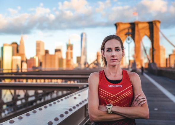 Can Molly Huddle Make It A Three-Peat At The NYC Half?
