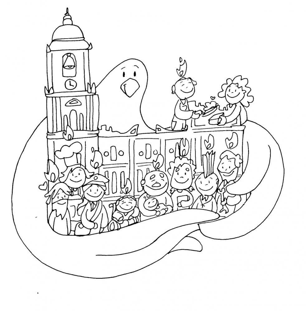 Dibujos de Fano para colorear · Diócesis de Málaga : Portal de la ...
