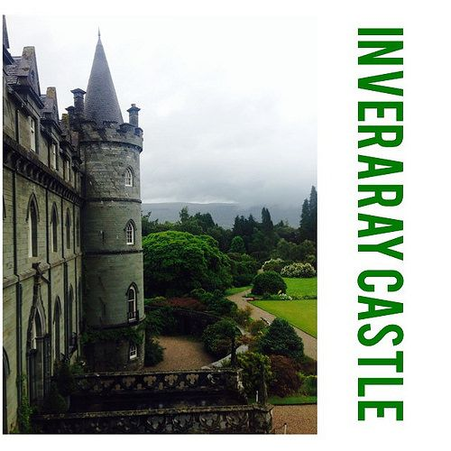 This iconic Scottish jewel on Loch Fyne is a treasure of British ancestry and the filming location for popular Downton Abbey. https://flic.kr/s/aHsk3bQbvD | Inveraray Castle |