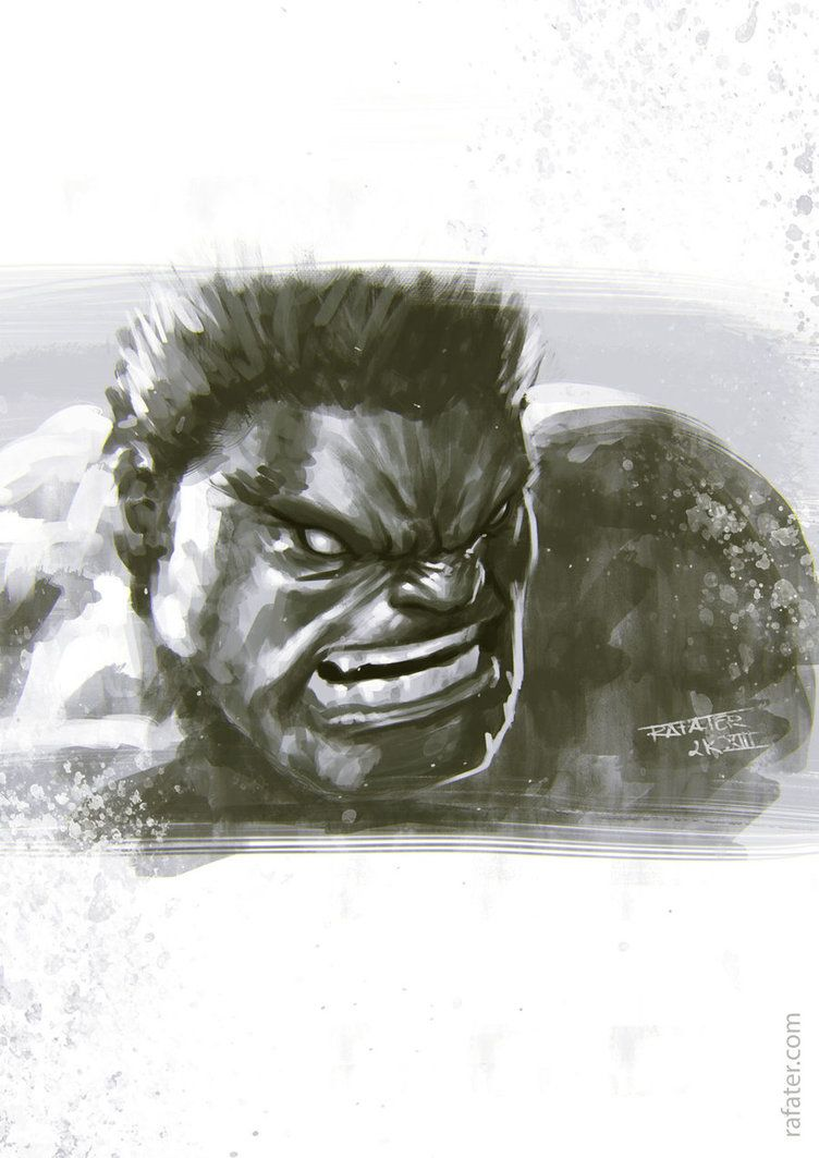 The Hulk - Rafael Teruel Caceres