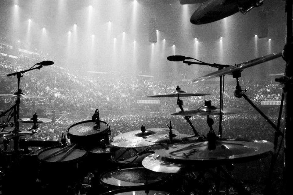 A Drummer S View With Images Drums Drum Music How To Play Drums
