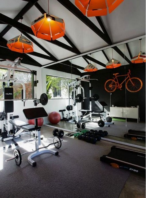 25 Ideas Of Home Gym Decorations Home Gym Garage Home Gym