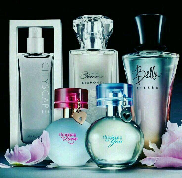 doft och smink
